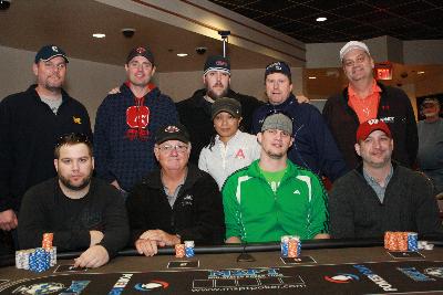 Ho Chunk Wisconsin Dells Poker