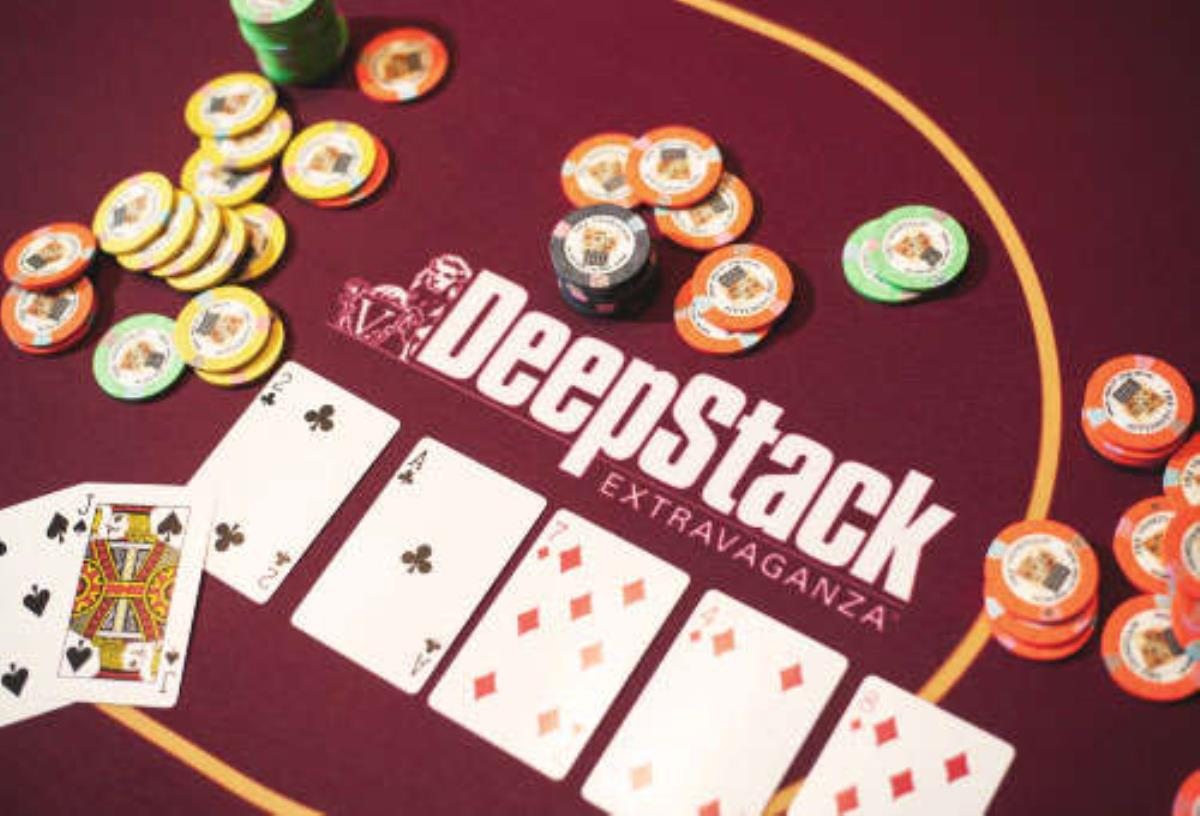 Mid-States Poker Tour - MSPT - Live Report - 웹