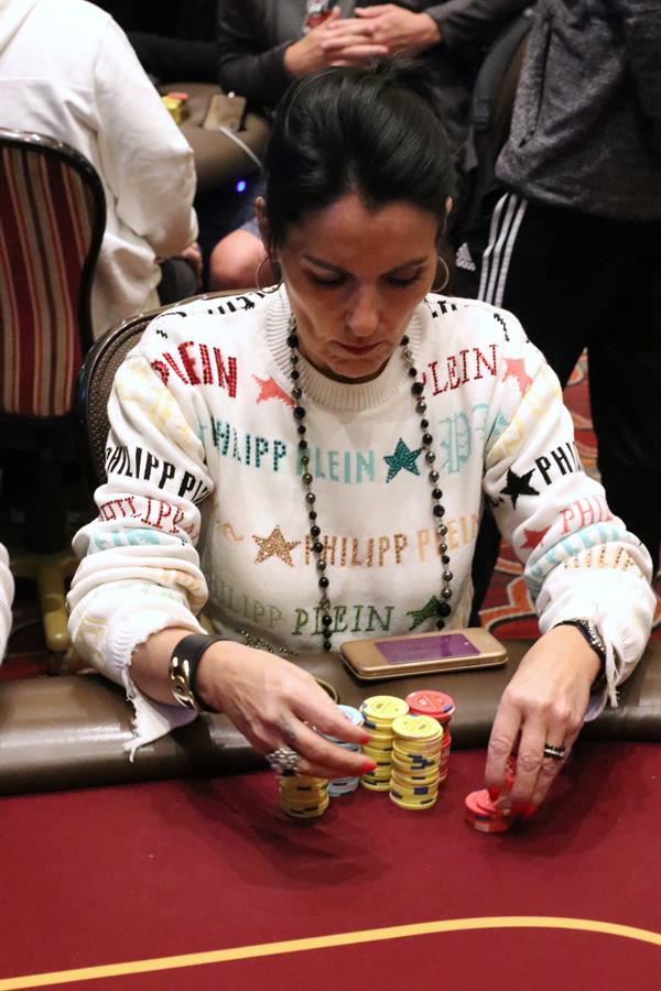 Isabelle Gogniat Poker