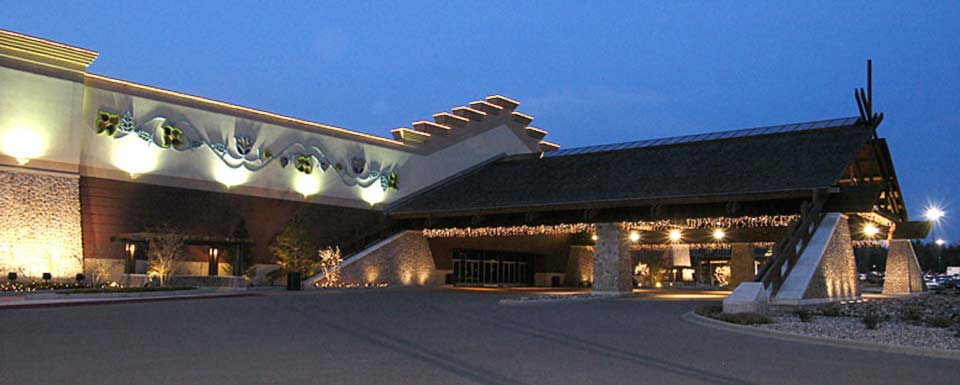 Northern lights casino & events center