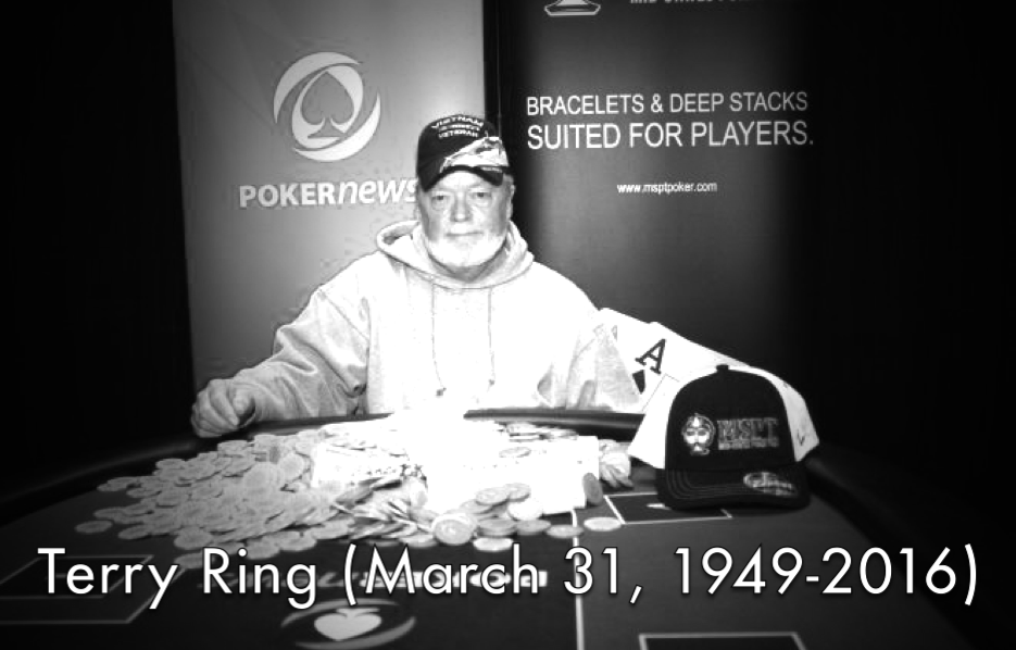 Former Mspt Amp Hpt Champ Terry Ring Passes Away